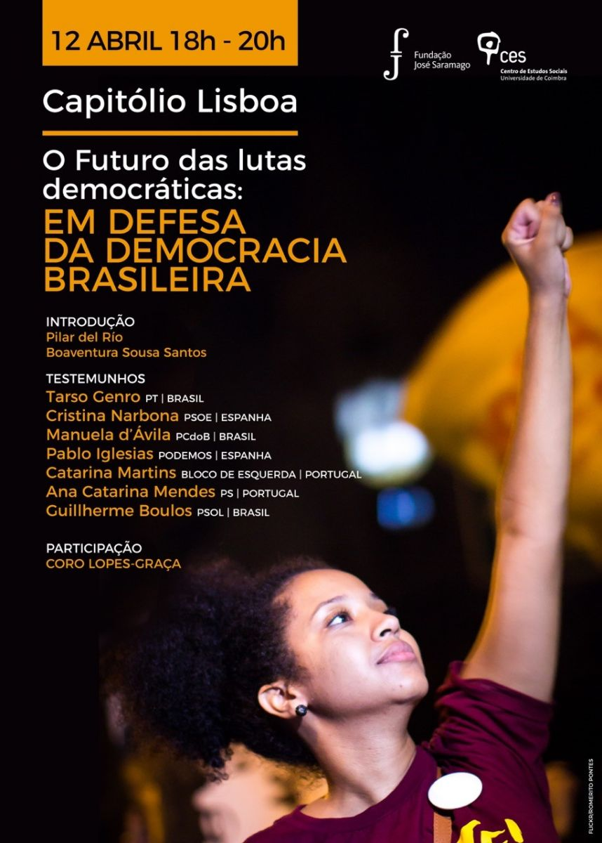O Futuro das Lutas Democráticas: em Defesa da Democracia Brasileira