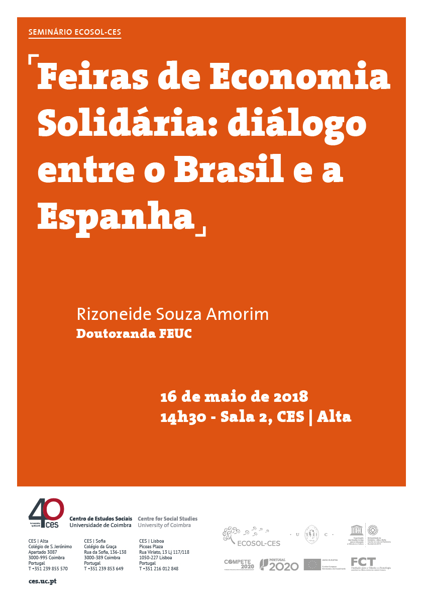 "Solidarity Economy Trade Fairs: dialogue between Brazil and Spain<span id=""edit_18450""><script>$(function() { $('#edit_18450').load( ""/myces/user/editobj.php?tipo=evento&id=18450"" ); });</script></span>"