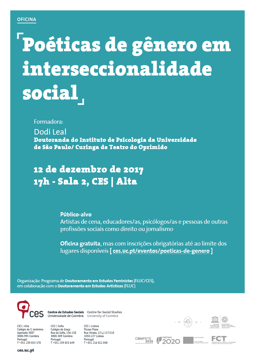 "Gender poetics in social intersectionality<span id=""edit_18452""><script>$(function() { $('#edit_18452').load( ""/myces/user/editobj.php?tipo=evento&id=18452"" ); });</script></span>"
