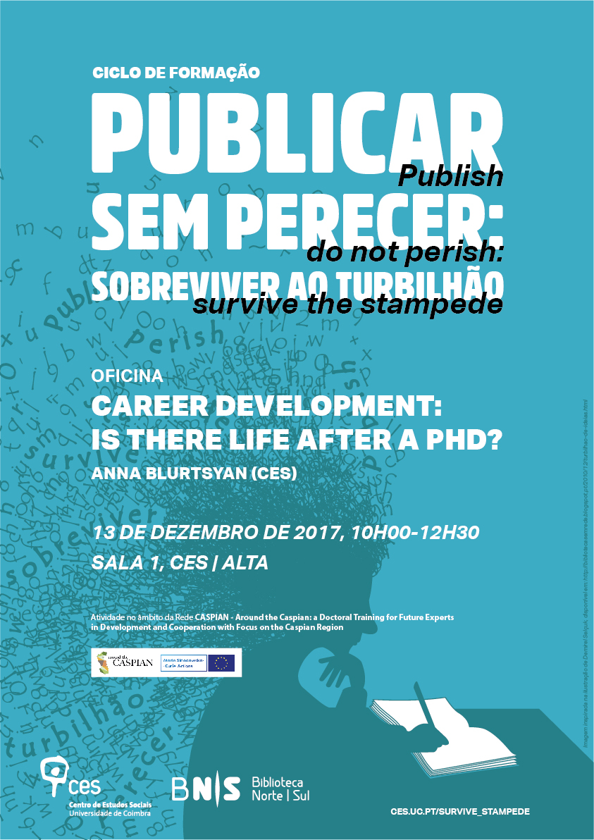 "Career Development: Is there life after a PhD?<span id=""edit_18512""><script>$(function() { $('#edit_18512').load( ""/myces/user/editobj.php?tipo=evento&id=18512"" ); });</script></span>"