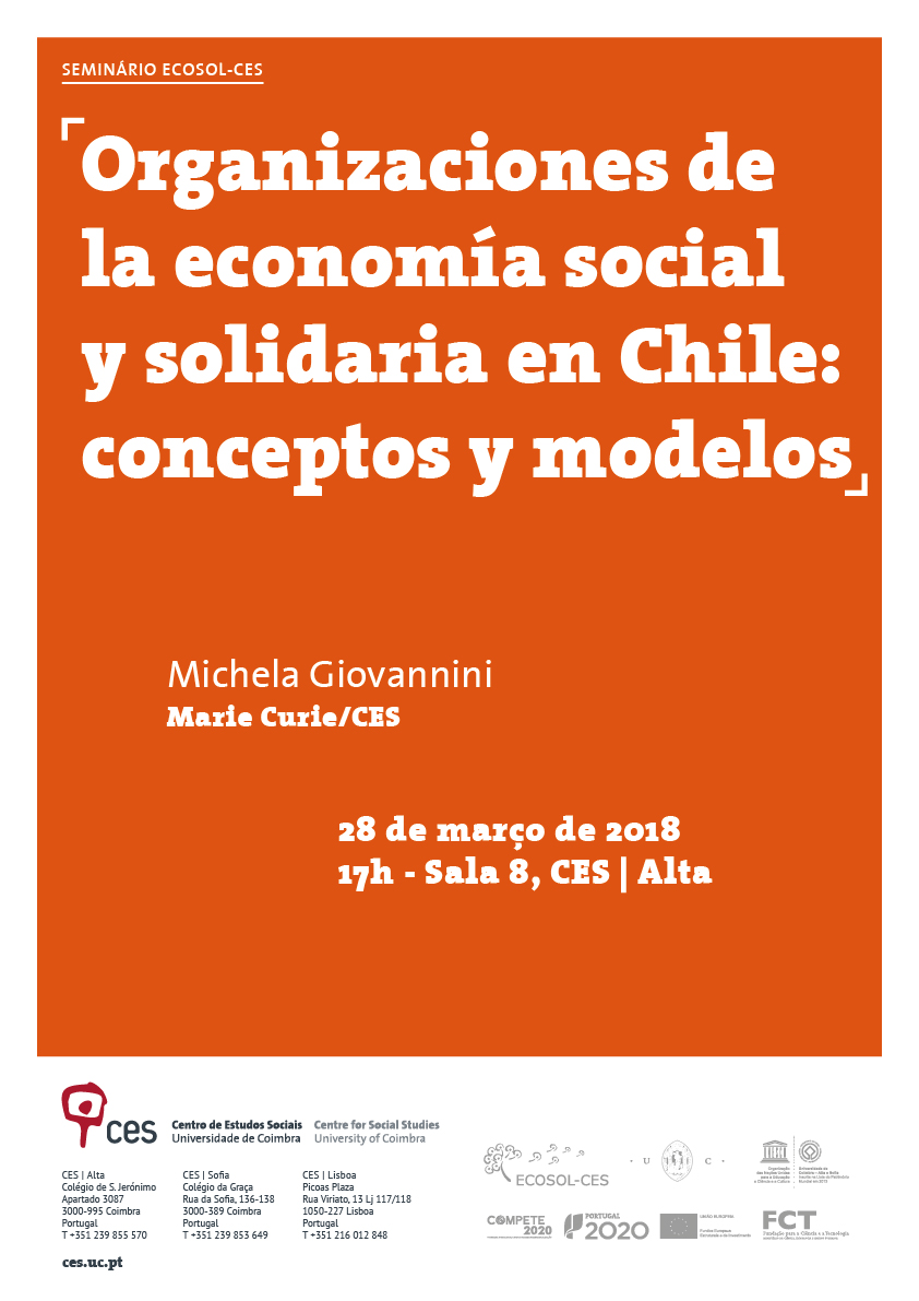 """Social and solidarity economy organisationsin Chile: concepts and models<span id=""""edit_18528""""><script>$(function() { $('#edit_18528').load( """"/myces/user/editobj.php?tipo=evento&id=18528"""" ); });</script></span>"""