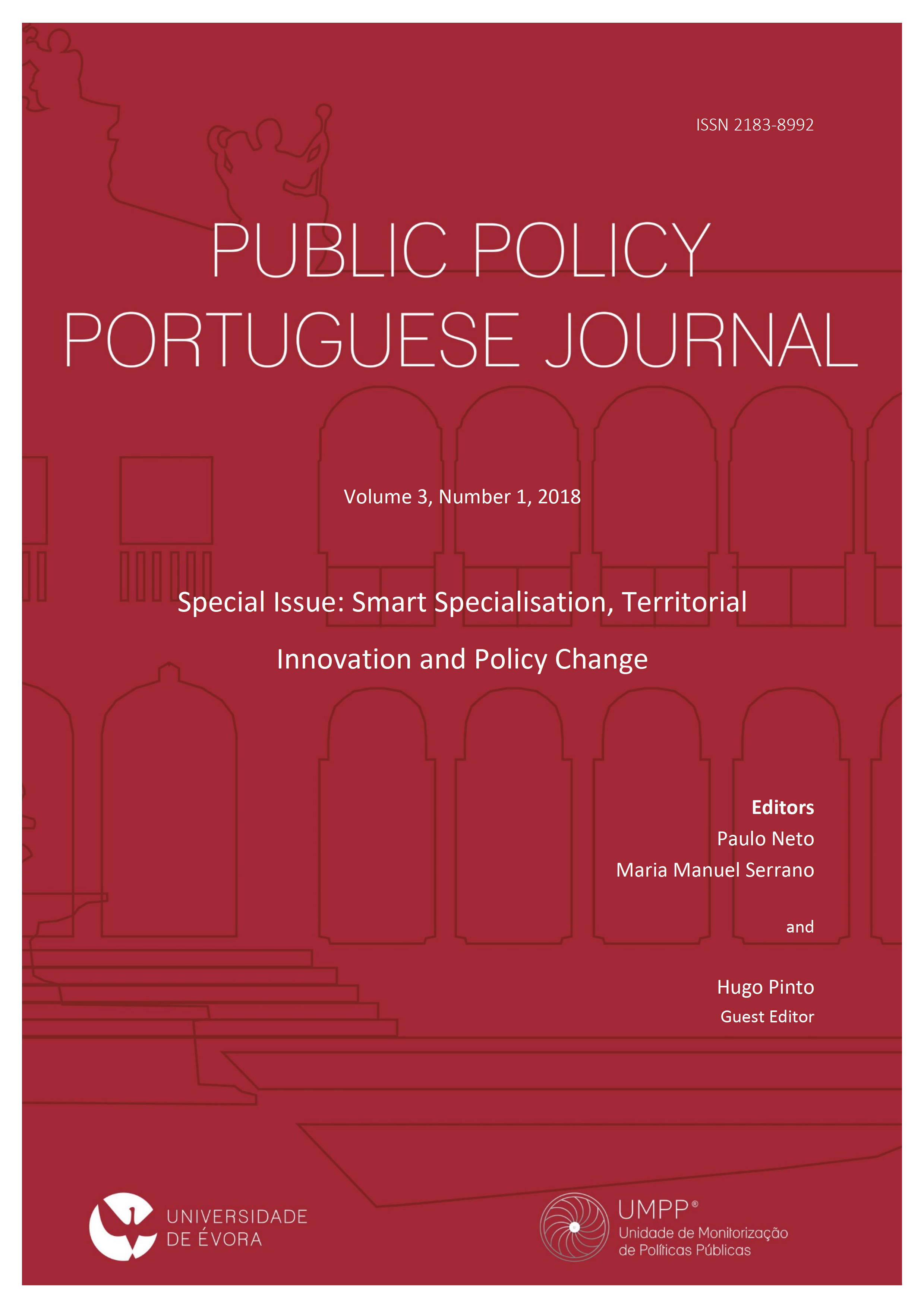 Special Issue: Smart Specialisation, Territorial Innovation and Policy Change