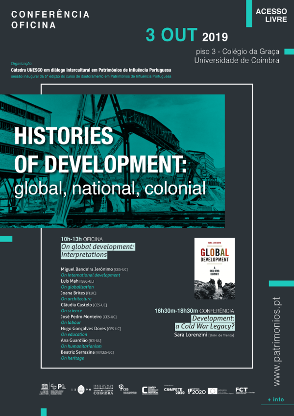 "Histories of development: Global, National, Colonial<span id=""edit_26529""><script>$(function() { $('#edit_26529').load( ""/myces/user/editobj.php?tipo=evento&id=26529"" ); });</script></span>"