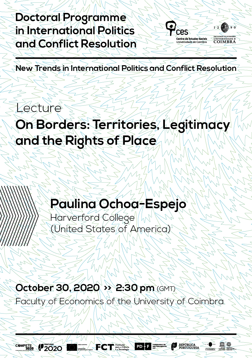 "On Borders: Territories, Legitimacy and the Rights of Place<span id=""edit_31444""><script>$(function() { $('#edit_31444').load( ""/myces/user/editobj.php?tipo=evento&id=31444"" ); });</script></span>"
